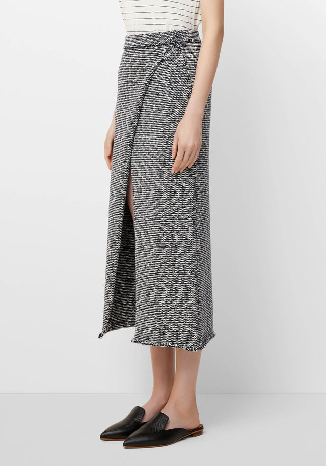 FREYA WRAP SKIRT