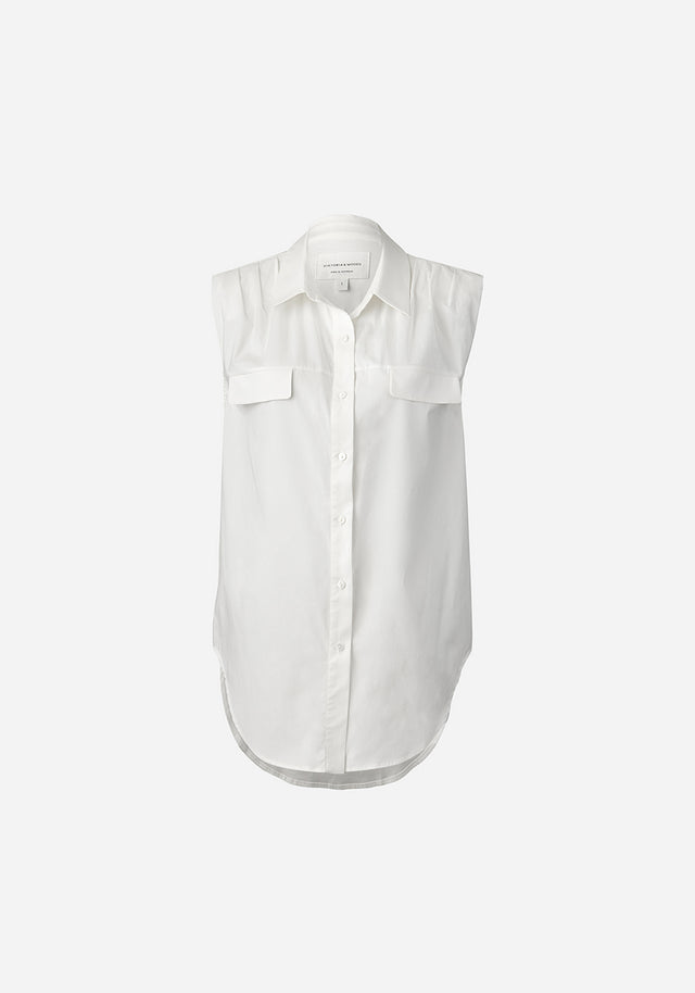 PRIME SLEEVELESS SHIRT