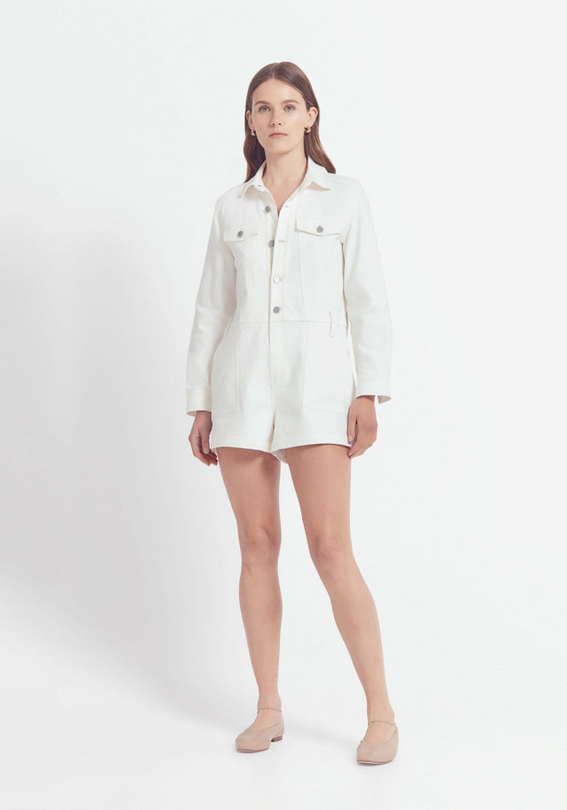 COLOMBO PLAYSUIT