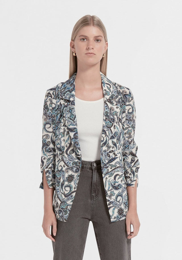 BAHRAIN SILK JACKET