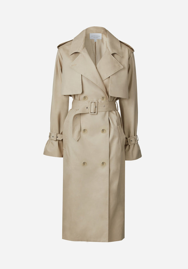 RETROGRADE TRENCH COAT