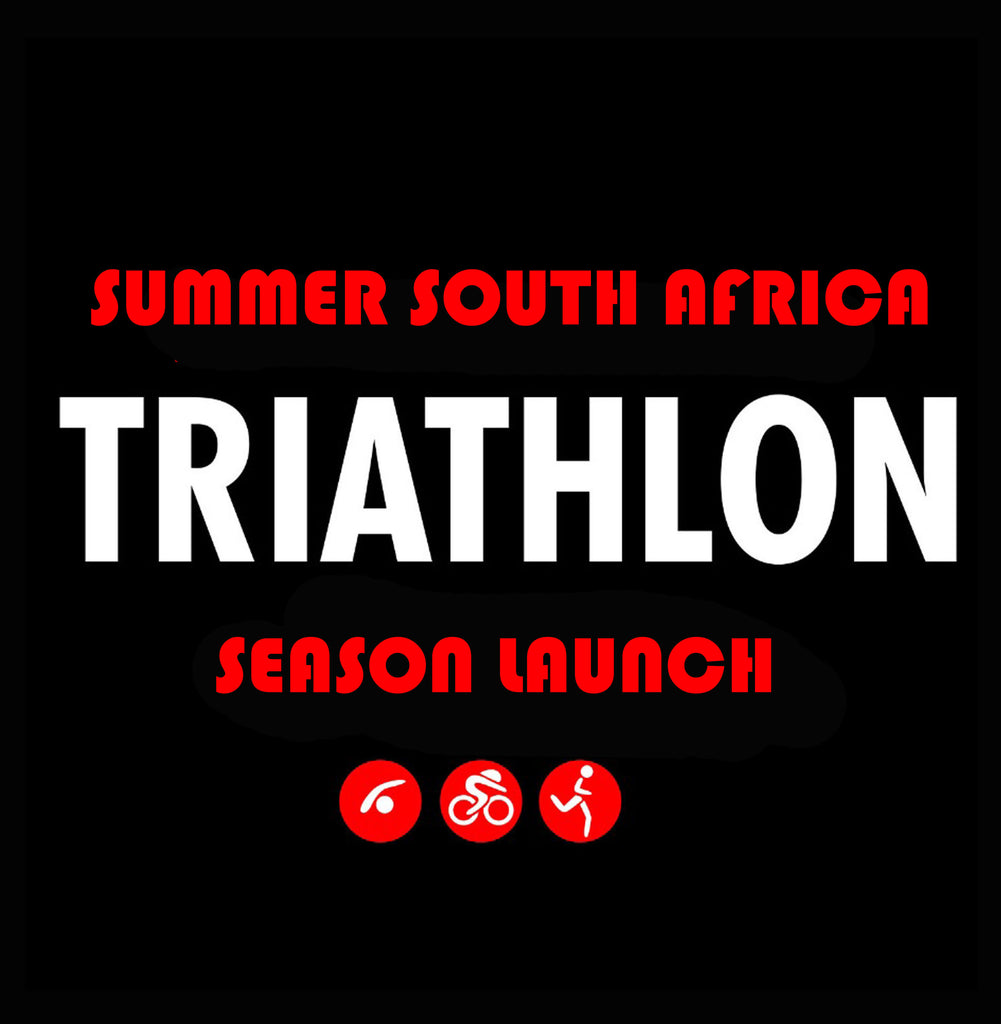 Summer South Africa Triathlon Season Launch!