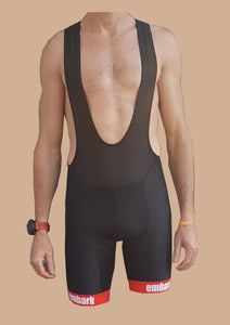 Embark Bib Shorts - Mens