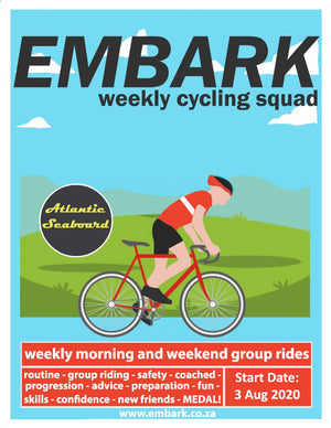 Pay For Embark Group Cycling - Western Cape