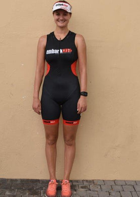 Embark Elite TRI Suit - Ladies Cuore
