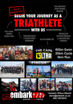 Beginner  Triathlon Program