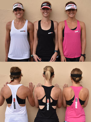 Embark Gym Top- Ladies