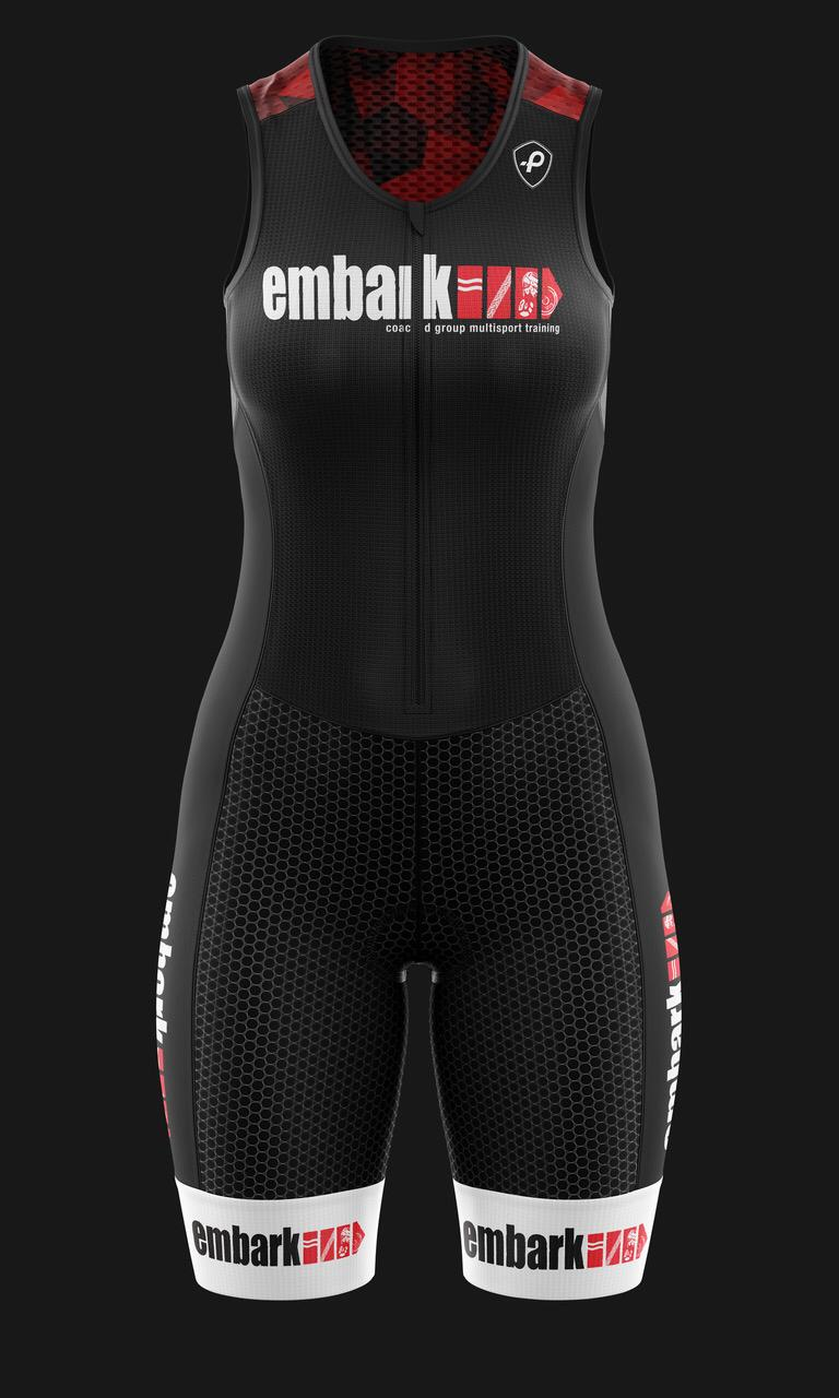 Embark Pave Sleeveless TRI Suit (2018)