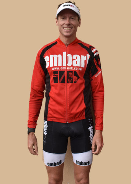 Embark Spring Cycling Jersey - Mens
