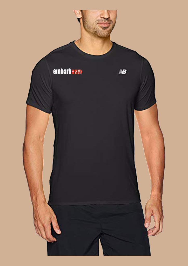 Embark New Balance Technical Top- Mens