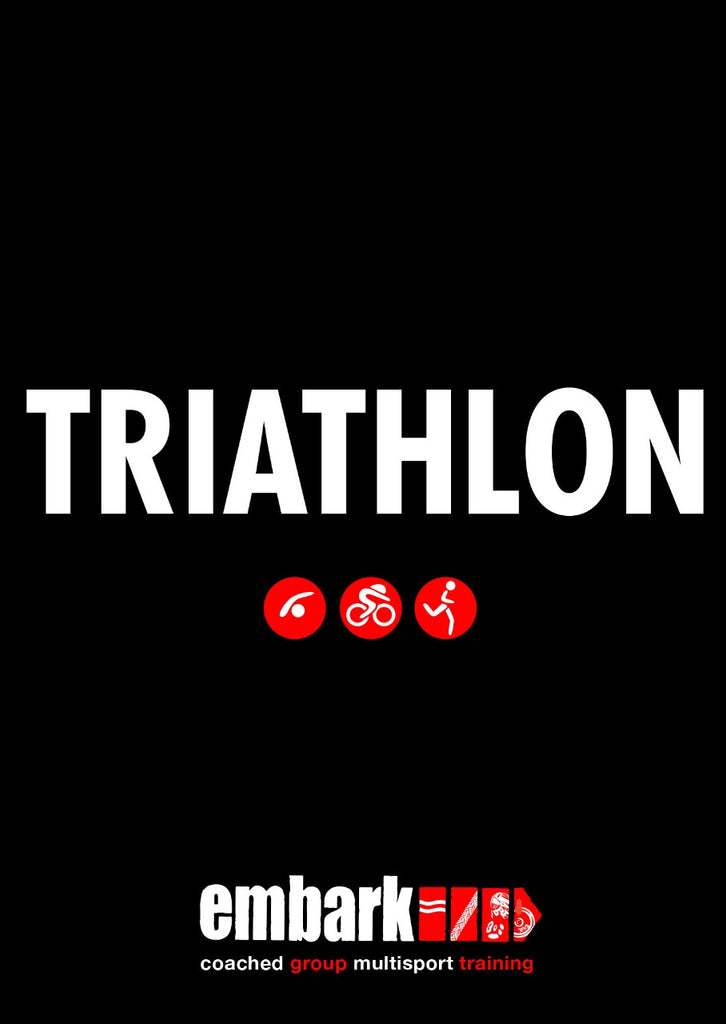 70.3 Triathlon Program