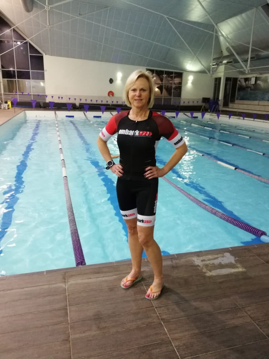 Embark Sleeved Butterfly TRI Suit (2018)