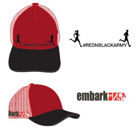 Embark Run Flexi Cap