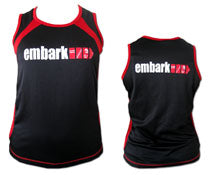 Embark Running Vest (2014)- Mens