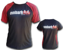 Embark Live for your Run Shirt- Mens