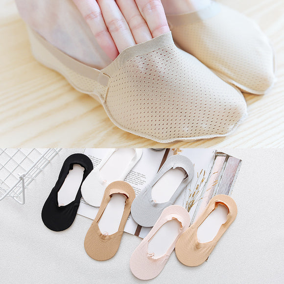 Hollow Breathing Ankle Invisible Socks - chicstocking