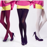 Sexy Candy Color Tights Stockings Pantyhose