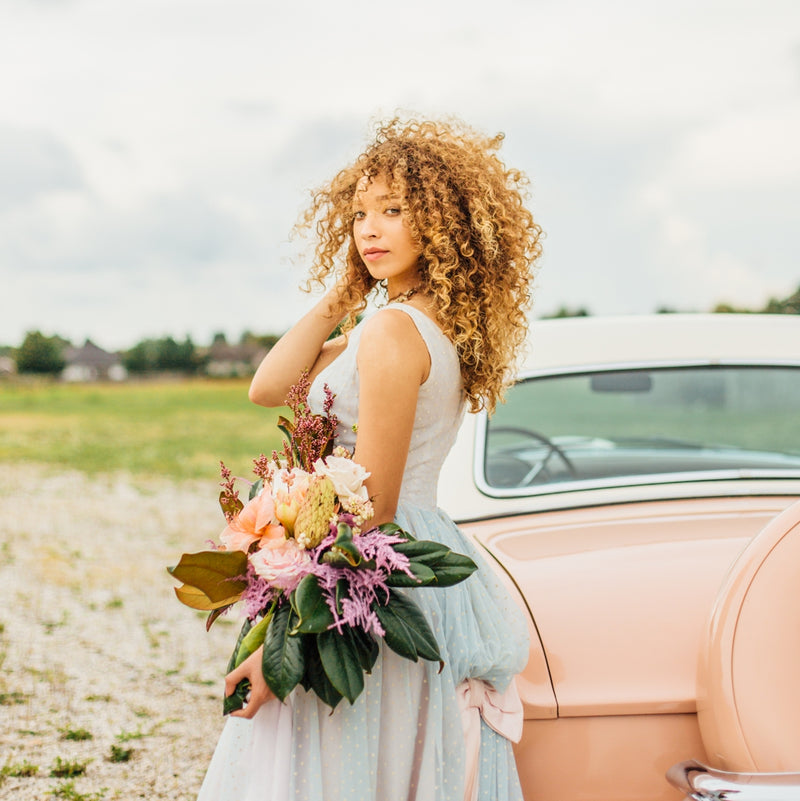 An Inspiration Shoot | Vintage Styled Shoot by Ashton Rail Photography