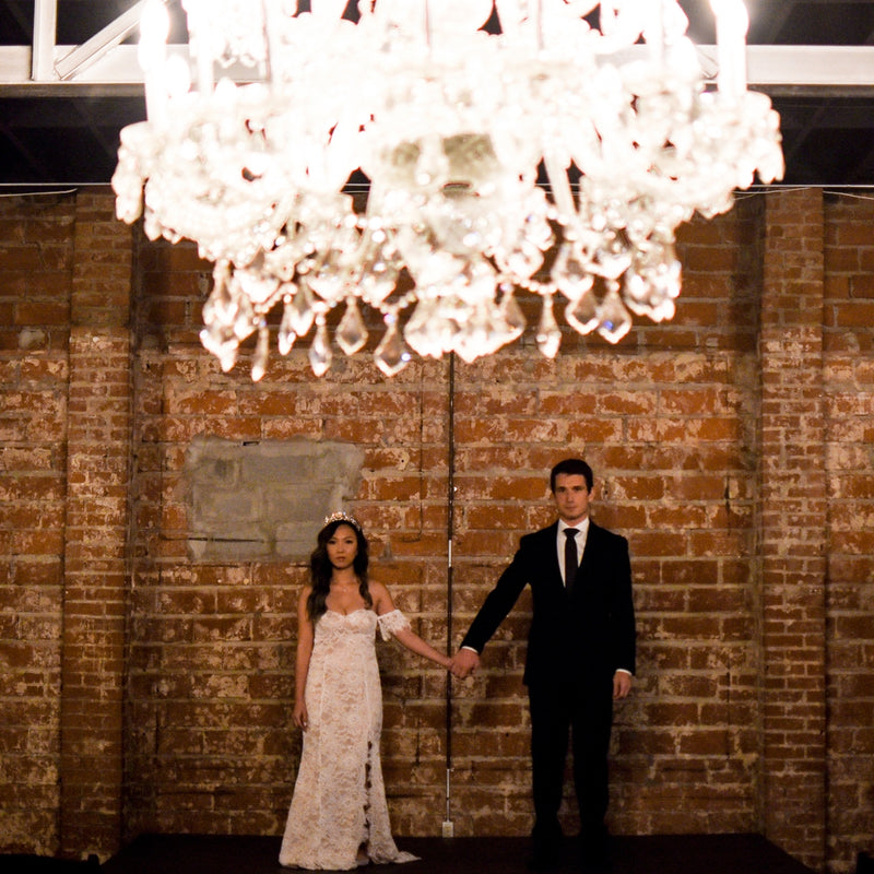 A Moody Styled Shoot in Tulsa's Pearl District | Photographs by Kabrei Kilgore