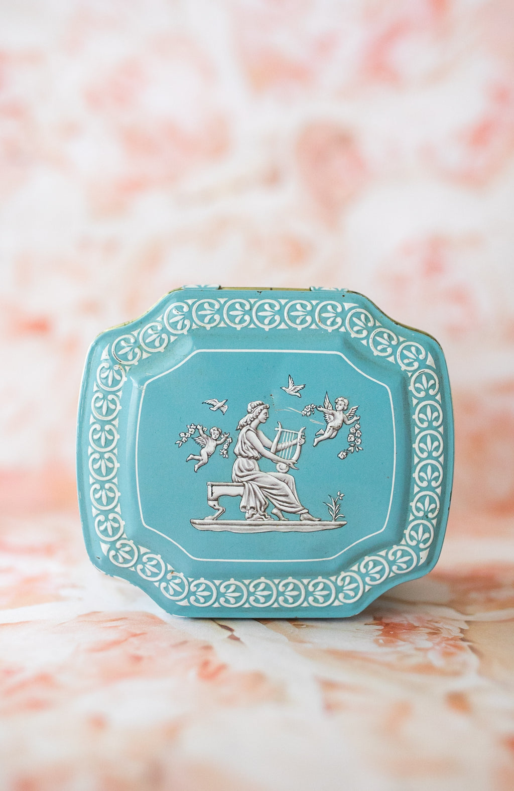 Blue Trinket Box