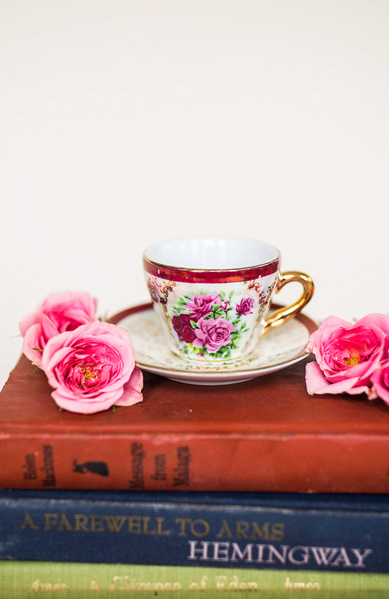 Mini Teacup Set