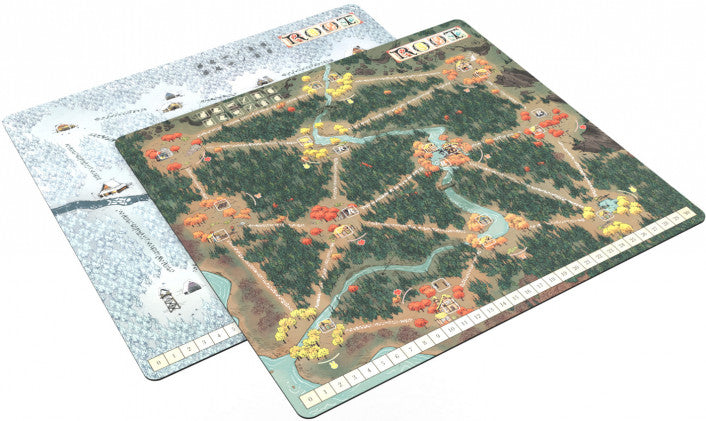 【Pre-Order】Root Playmat Fall and Winter