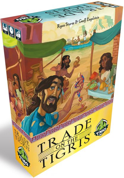【Place-On-Order】Trade on the Tigris