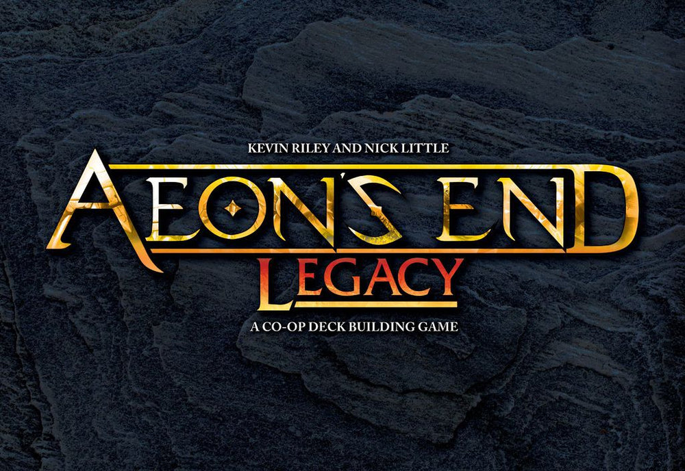 Aeon's End - Legacy - Board Games Master Australia | KIds | Familiy | Adults | Party | Online | Strategy Games | New Release