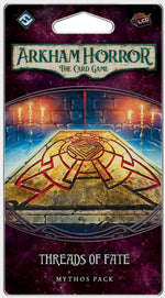 Arkham Horror The Card Game – Threads of Fate Mythos Pack - Board Games Master Australia | KIds | Familiy | Adults | Party | Online | Strategy Games | New Release