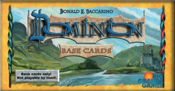 Dominion - Base Cards - Board Games Master Australia | KIds | Familiy | Adults | Party | Online | Strategy Games | New Release