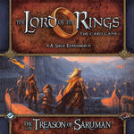 【Pre-Order】The Lord of the Rings The Card Game – The Treason of Saruman