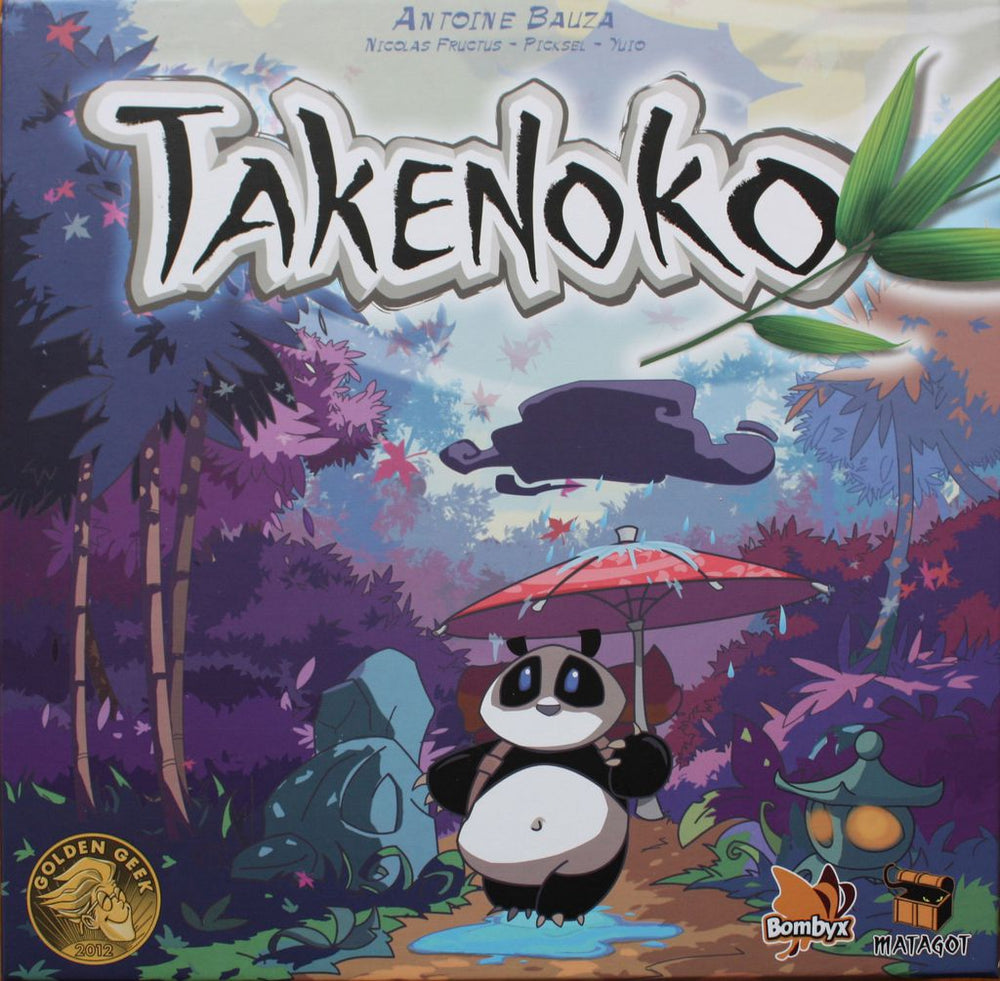 Takenoko - Board Games Master Australia | KIds | Familiy | Adults | Party | Online | Strategy Games | New Release
