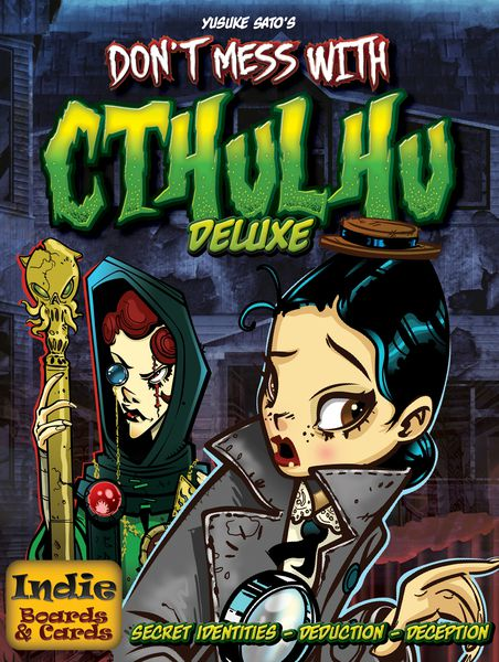 【Place-On-Order】Don't Mess with Cthulhu Deluxe