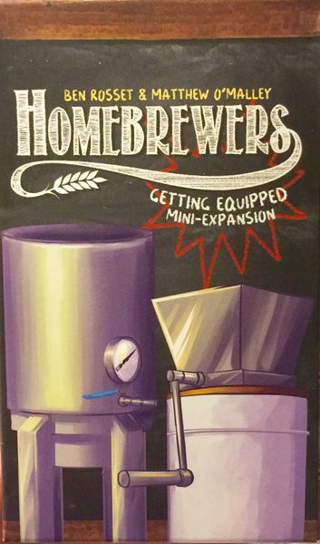 Homebrewers Getting Equipped