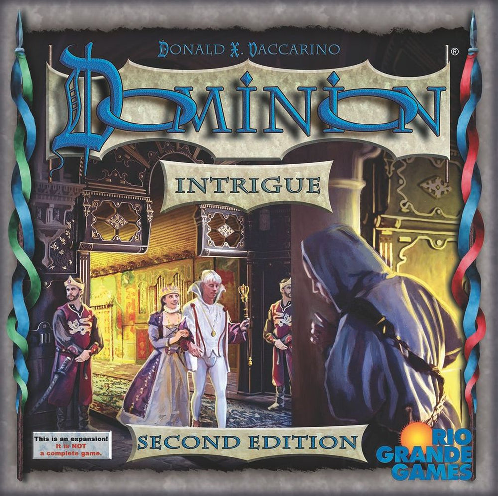 Dominion Intrigue 2nd Edition - Board Games Master Australia | KIds | Familiy | Adults | Party | Online | Strategy Games | New Release