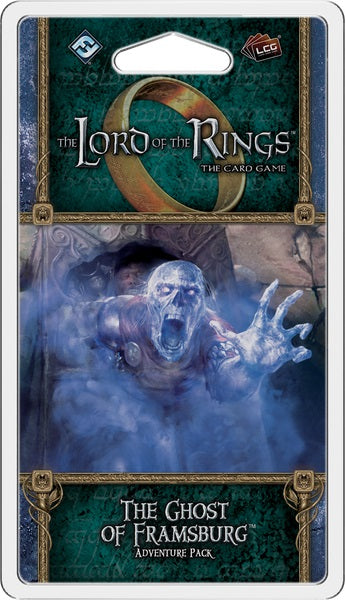 The Lord of the Rings The Card Game – The Ghost of Framsburg