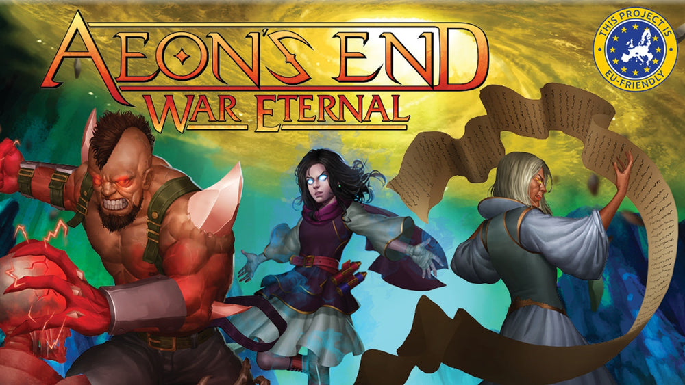 Aeon's End War Eternal - Board Games Master Australia | KIds | Familiy | Adults | Party | Online | Strategy Games | New Release
