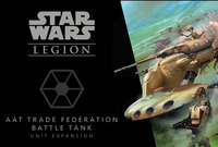 【Pre-Order】Star Wars Legion AAT Trade Federation Battle Tank Unit Expansion
