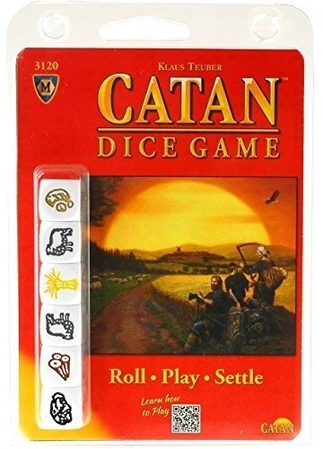 Catan Dice Game - Board Games Master Australia | KIds | Familiy | Adults | Party | Online | Strategy Games | New Release