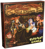 Red Dragon Inn Card Game