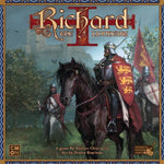 Richard The Lionheart - Board Games Master Australia | KIds | Familiy | Adults | Party | Online | Strategy Games | New Release