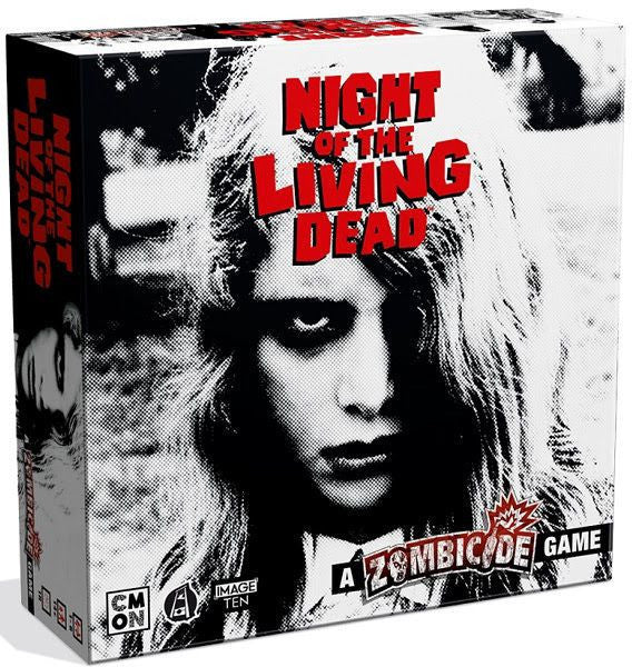 【Pre-Order】Zombicide Night of the Living Dead