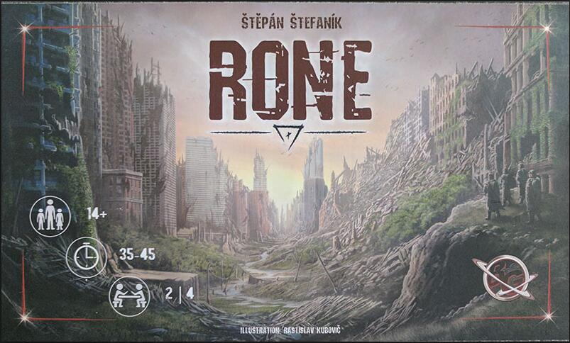 Rone - Board Games Master Australia | KIds | Familiy | Adults | Party | Online | Strategy Games | New Release