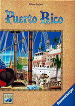 Puerto Rico - Board Games Master Australia | KIds | Familiy | Adults | Party | Online | Strategy Games | New Release