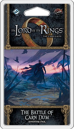 The Lord of the Rings The Card Game – The Battle of Carn Dum