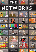 The Networks - Board Games Master Australia | KIds | Familiy | Adults | Party | Online | Strategy Games | New Release