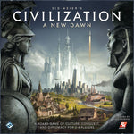 Sid Meier's Civilization a New Dawn - Board Games Master Australia | KIds | Familiy | Adults | Party | Online | Strategy Games | New Release