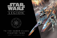 Star Wars Legion TX-130 Saber-class Fighter Tank Unit Expansion