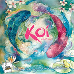 Koi - Board Games Master Australia | KIds | Familiy | Adults | Party | Online | Strategy Games | New Release