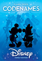 Codenames Disney - Board Games Master Australia | KIds | Familiy | Adults | Party | Online | Strategy Games | New Release